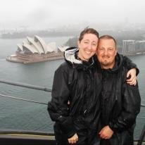 Sydney Harbour Bridge Climb - Australia
