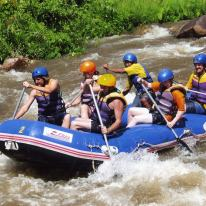 White Water Rafting - Thailand